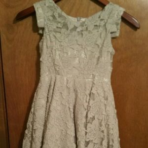 Joyfolie dress sz6 vvguc.